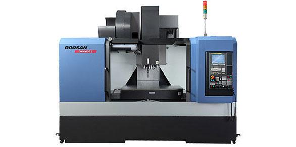 Doosan DNM650 Series 2